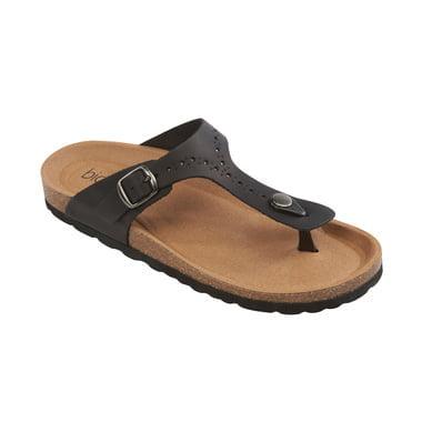BIOTIME Brooke Leather Black National Shoe