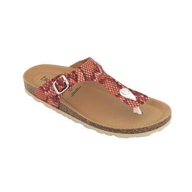 BIOTIME Brooke Red Snake National Shoe