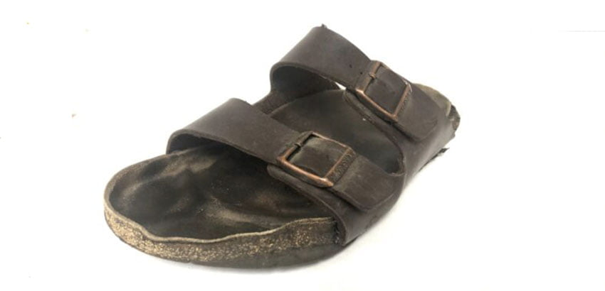 Sandal Rebuild