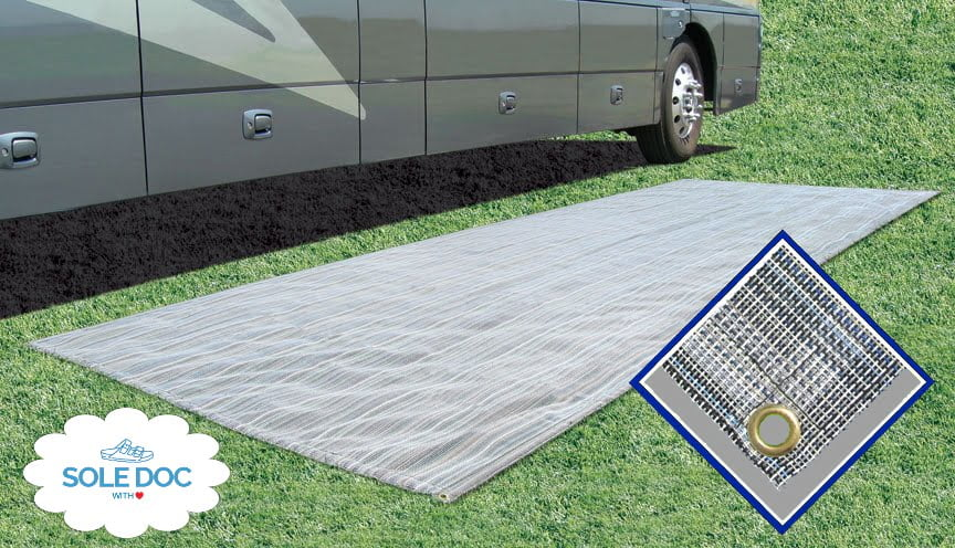 Sole Doc RV Mat Awning Mat